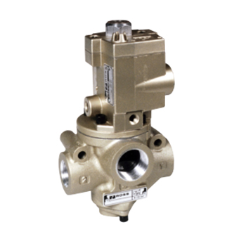 Poppet Valves High Low Temp – 21 Series