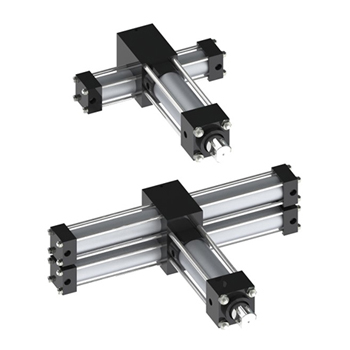 Nitpicker Actuators