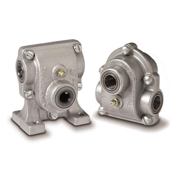 Angle Gearboxes With High Torque Roller Bearing